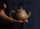 70ml Fully Hand Made Chaozhou Zisha tea pot