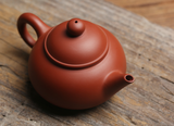 115ml Fully Hand Made Chaozhou Zisha tea pot