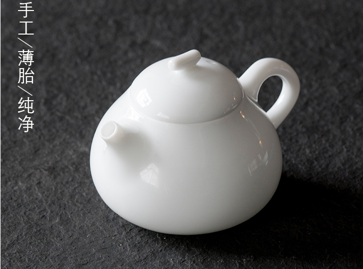 200ml Ceramic Teapot